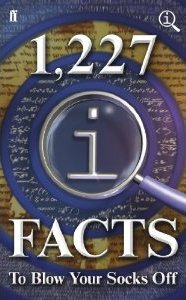 Cover of 1,227 QI Facts To Blow Your Socks Off