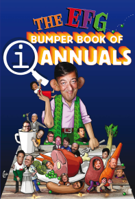 Cover of The EFG Bumper Book of QI Annuals