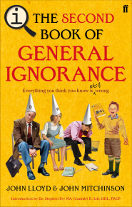 Cover of The Second Book of General Ignorance