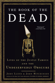 Cover of The Book of the Dead - US edition