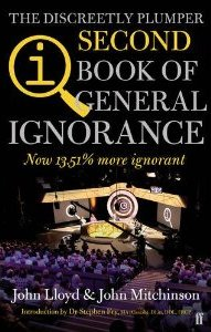 Cover of The Discreetly Plumper Book of General Ignorance